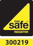 Gas Safe Certificate Registered and Qualified